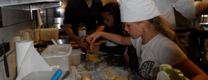Koken bij Tante Blanche